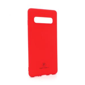 Maska Teracell Giulietta za Samsung G973 S10 mat crvena