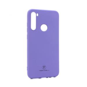 Maska Teracell Giulietta za Xiaomi Redmi Note 8 mat ljubicasta