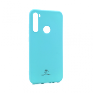 Maska Teracell Giulietta za Xiaomi Redmi Note 8 mat svetlo plava