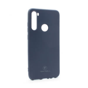 Maska Teracell Giulietta za Xiaomi Redmi Note 8 mat tamno plava