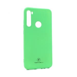 Maska Teracell Giulietta za Xiaomi Redmi Note 8 mat zelena