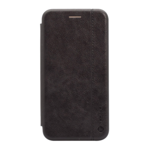 Maska Teracell Leather za Huawei P30 Pro crna