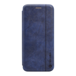 Maska Teracell Leather za Samsung G960 S9 plava
