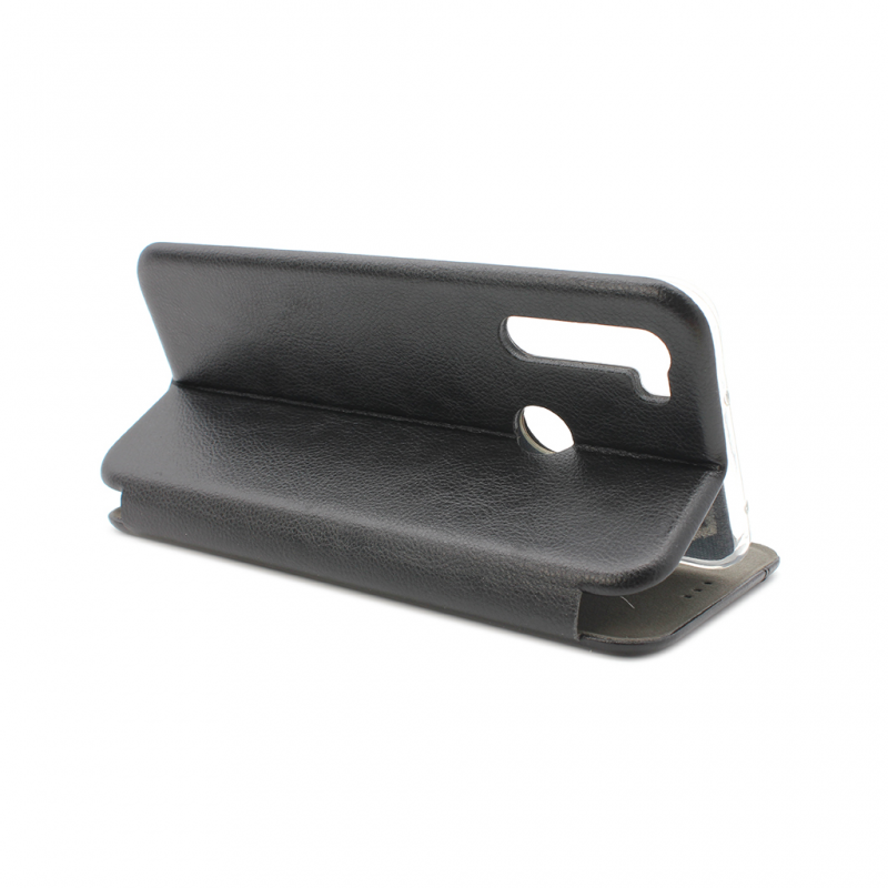 Maska Teracell Leather za Xiaomi Redmi Note 8 crna