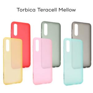 Maska Teracell Mellow za Samsung A405F Galaxy A40 roze