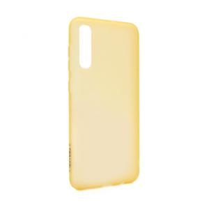 Maska Teracell Mellow za Samsung A705F Galaxy A70 zuta