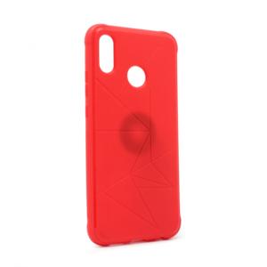 Maska Triangle magnet za Huawei P20 Lite crvena