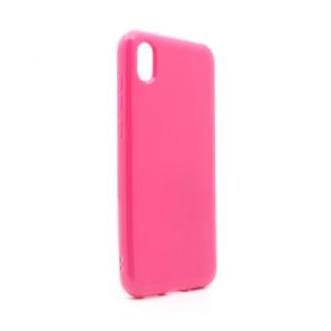Maska Tropical za Huawei Y6 Pro 2019 pink