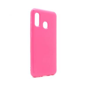 Maska Tropical za Samsung A202F Galaxy A20e pink