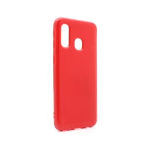 Maska Tropical za Samsung A405F Galaxy A40 crvena