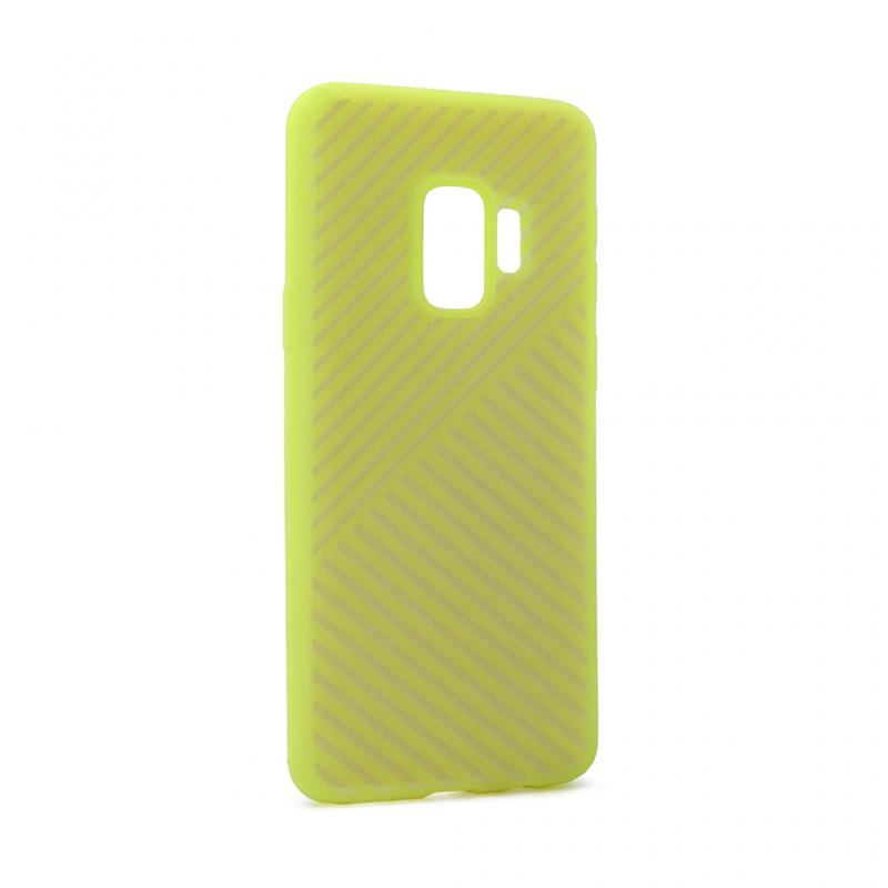 Maska Twill za Samsung G960 S9 svetlo zelena
