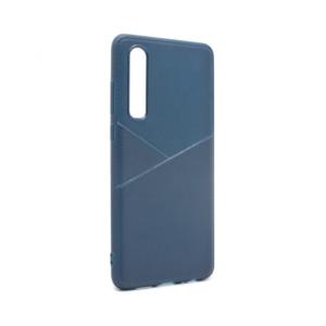 Maska Y-Leather za Huawei P30 plava