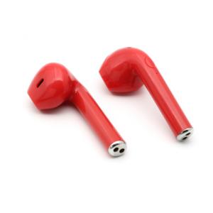 Bluetooth slusalice Airpods i9S TWS crvene