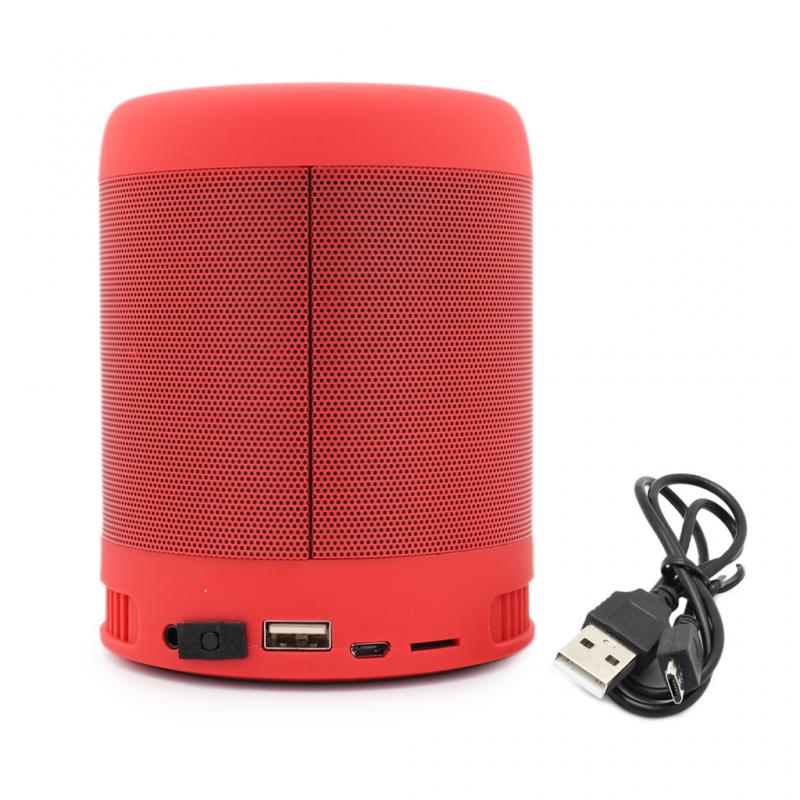 Bluetooth zvucnik selfie IYIGLE Q3S crveni