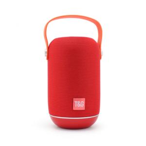 Bluetooth zvucnik TG107 crveni