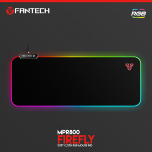 Podloga za mis Fantech RGB Firefly MPR800S crna