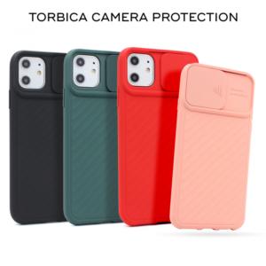 Maska Camera protection za iPhone 11 6.1 crna