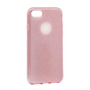 Maska Crystal Dust za iPhone 7/8 roze