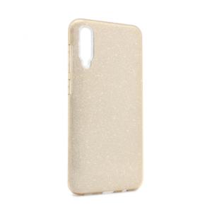 Maska Crystal Dust za Samsung A307F/A505F/A507F Galaxy A30s/A50/A50s zlatna
