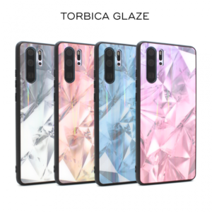 Maska Glaze za Samsung A307F/A505F/A507F Galaxy A30s/A50/A50s svetlo plava