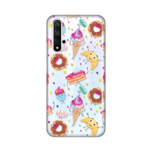 Maska Silikonska Print Skin za Huawei Honor 20/Nova 5T Cute Sweets