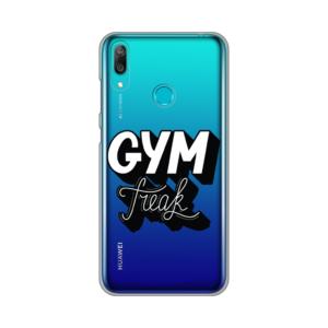 Maska Silikonska Print Skin za Huawei Y7 2019/Y7 Prime 2019 Gym Freak