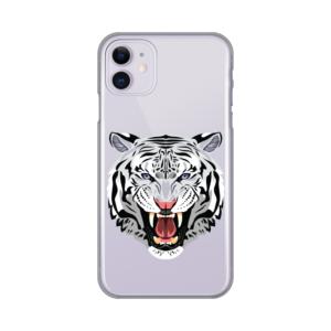Maska Silikonska Print Skin za iPhone 11 6.1 Mad Tiger