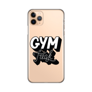 Maska Silikonska Print Skin za iPhone 11 Pro Max 6.5 Gym Freak