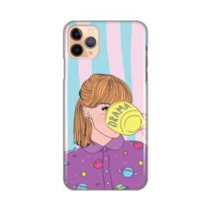 Maska Silikonska Print za iPhone 11 Pro Max 6.5 Drama Girl