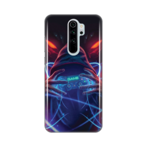 Maska Silikonska Print za Xiaomi Redmi Note 8 Pro Game On