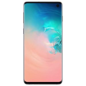 "Samsung Galaxy S10 (8GB/128GB, Prism White, 6.1"", Hybrid Dual SIM, 16MP)"