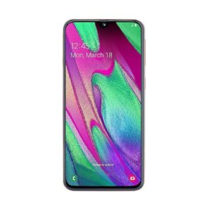 Samsung Galaxy A40 (4GB/64GB, Coral, 5.9″, Dual SIM, 16MP)