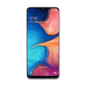 "Samsung Galaxy A20e (3GB/32GB, White, 5.7"", Dual SIM, 13MP)"