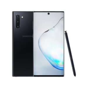 Samsung Galaxy Note10 (8GB/256GB, Aura Black, 6.3″, Dual SIM, 16MP)