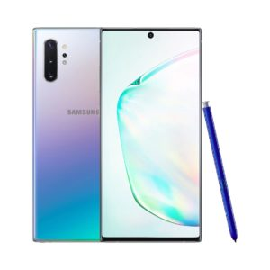 Samsung Galaxy Note10+ (12GB/256GB, Aura Glow, 6.8″, Hybrid Dual SIM, 16MP)