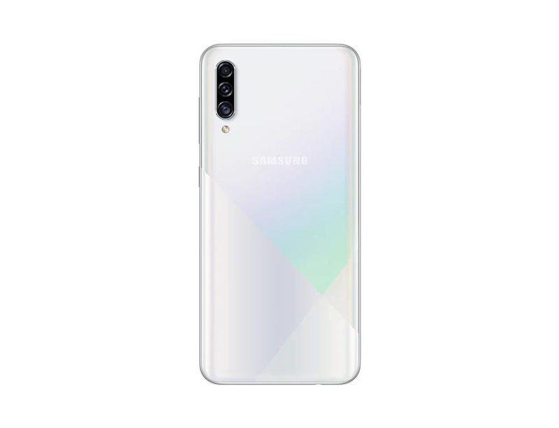 Samsung Galaxy A30s (4GB/64GB, White, 6.4″, Dual SIM, 25MP)