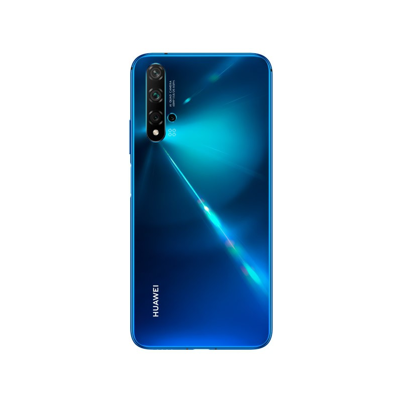 "Huawei Nova 5T (6GB/128GB, Crush Blue, 6.26"", Dual SIM, 48MP)"