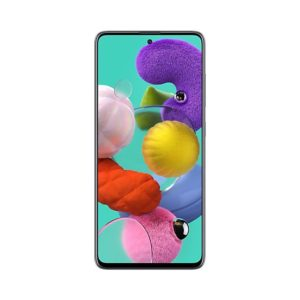 "Samsung Galaxy A51 (4GB/128GB, Prism Crush Black, 6.3"", Dual SIM, 48MP)"