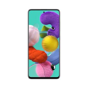 "Samsung Galaxy A51 (4GB/128GB, Prism Crush White, 6.3"", Dual SIM, 48MP)"