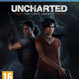 SONY PS4 Igra Uncharted The Lost Legacy