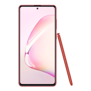 SAMSUNG GALAXY Note 10 Lite 6/128GB (Red - Crvena)