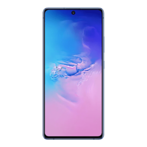 Samsung Galaxy S10 Lite (8GB/128GB, Prism Blue, 6.7″, Dual SIM, 48MP)