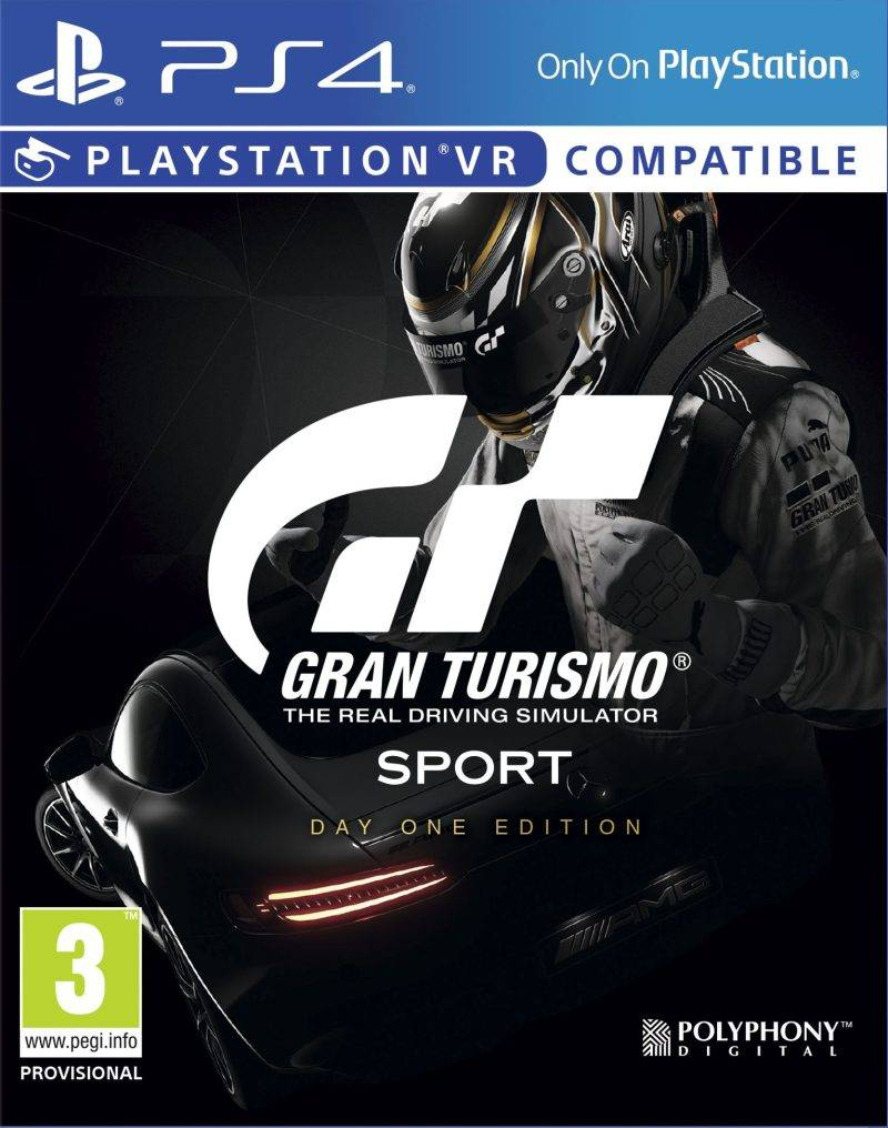 SONY PS4 Igra Gran Tourismo Sport Spec II