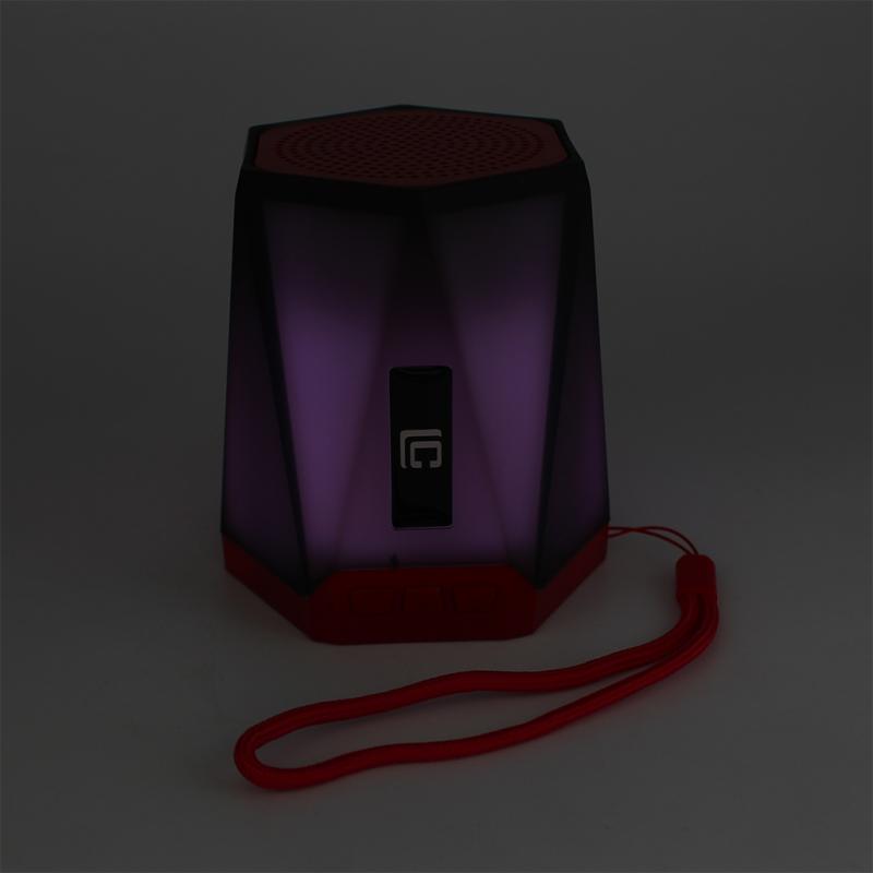 Bluetooth zvucnik LN-23 crveni