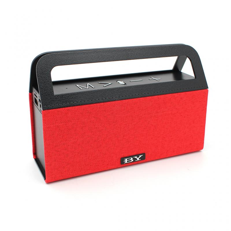 Bluetooth zvucnik NBY3020 crveni