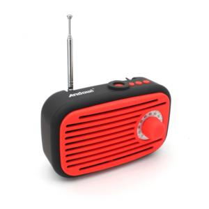 Bluetooth zvucnik Q2050 crveni