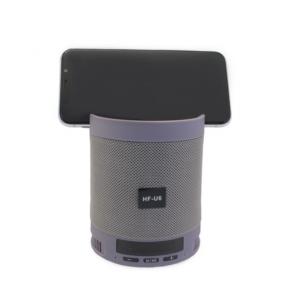 Bluetooth zvucnik selfie IYIGLE HF-U6 sivi