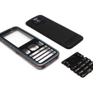 Maska za Nokia 5630xm plava sa tastaturom