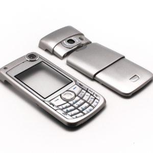Maska za Nokia 6680 siva sa tastaturom