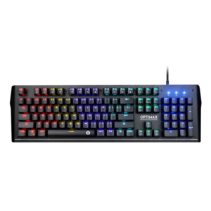 Tastatura Gaming Fantech MK885 RGB Optimax crna